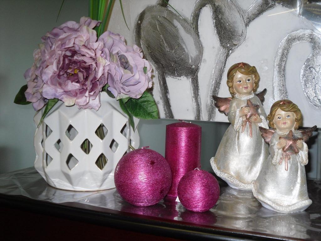 Vajo, Velas e Anjos